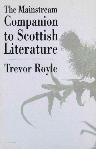 Mainstream Companion to Scottish Literature: Royle, Trevor