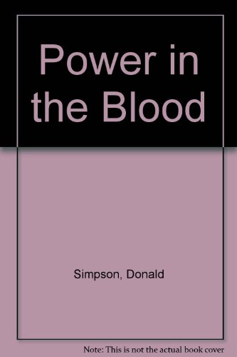 9781851588305: Power in the Blood