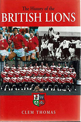 9781851588695: The History of the British Lions