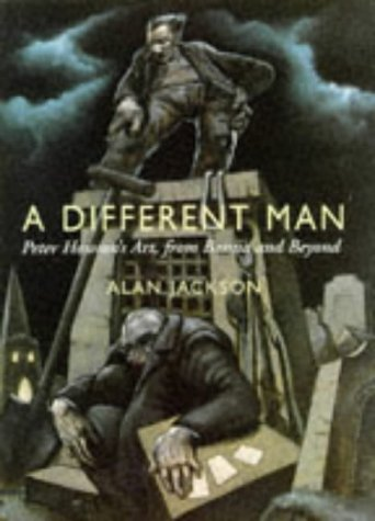 9781851589470: A Different Man: Peter Howson's Art, from Bosnia and Beyond