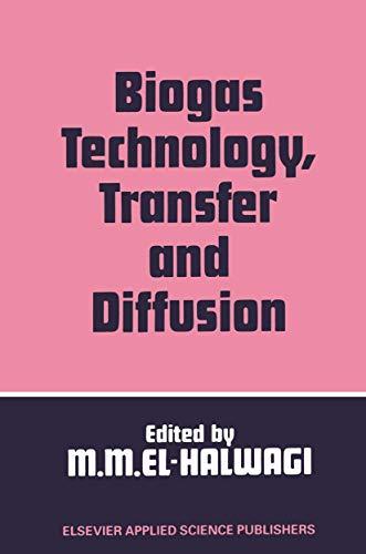 Biogas Technology Transfer and Diffusion: Mahmoud M. El-Halwagi