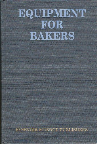 9781851663439: Equipment for Bakers