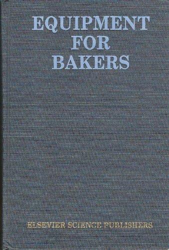 9781851663439: Equipment for Bakers