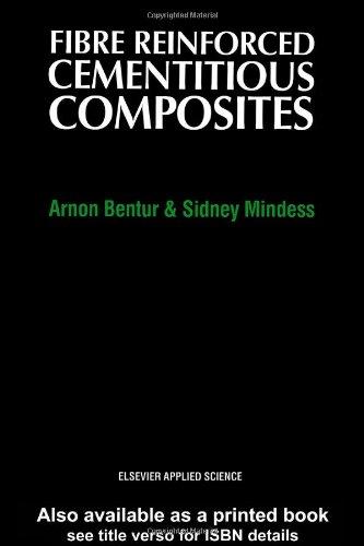 9781851663934: Fibre Reinforced Cementitous Composites (Modern Concrete Technology)