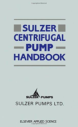 9781851664429: Sulzer Centrifugal Pump Handbook