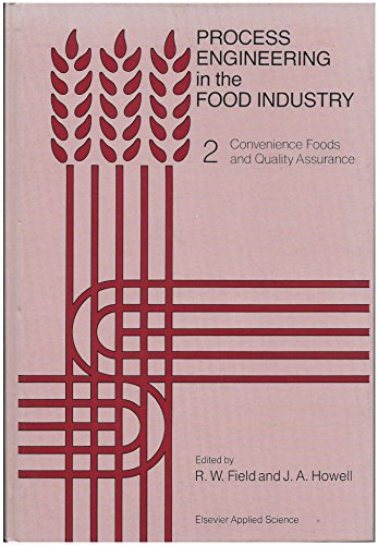 9781851664801: Process Engineering in the Food Industry (Convenience Foods and Quality Assurance)