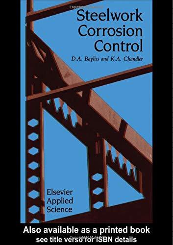 9781851665754: Steelwork Corrosion Control