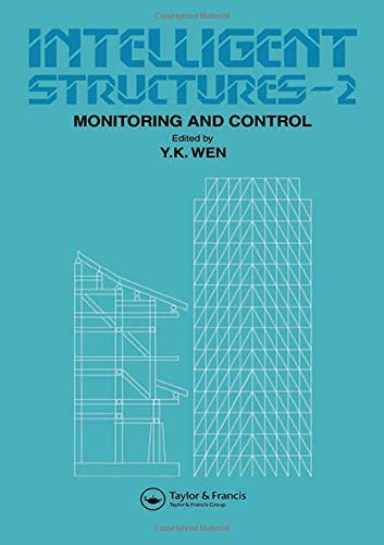 9781851667574: Intelligent Structures - 2: Monitoring and control