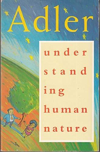 9781851680214: Understanding Human Nature