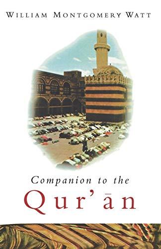 9781851680368: Companion to the Quran