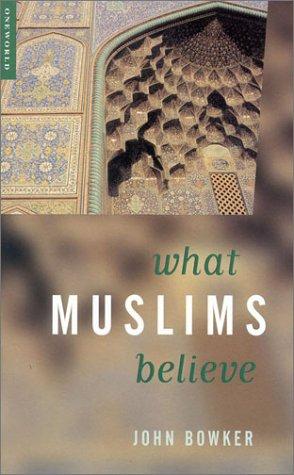 9781851681693: What Muslims Believe (Studies in Writing)