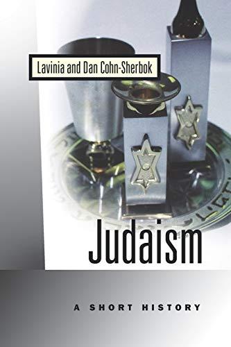 9781851682065: Judaism: A Short History