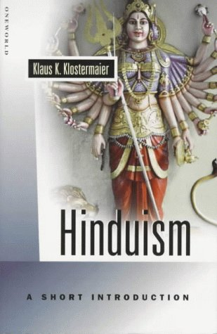 9781851682201: Hinduism: A Short Introduction (Oneworld Short Guides)