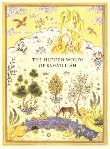 9781851683529: The Hidden Words