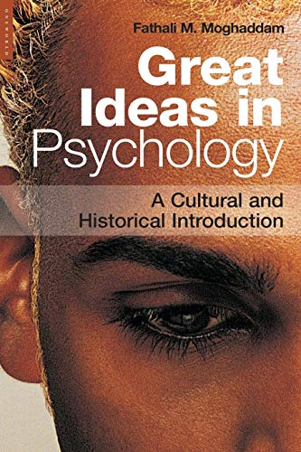9781851683796: Great Ideas in Psychology: A Cultural and Historical Introduction