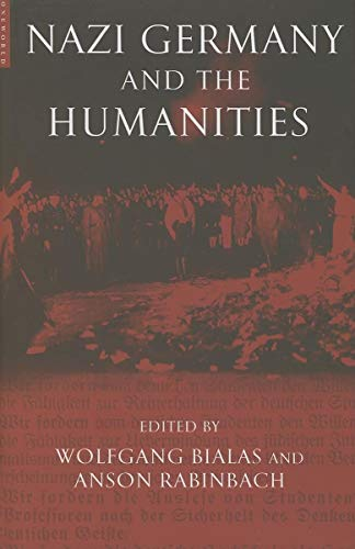 9781851684687: Nazi Germany and The Humanities