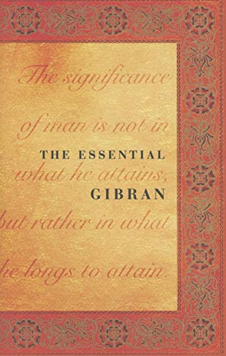 9781851684793: The Essential Gibran