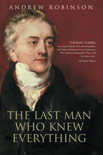 9781851685523: The Last Man Who Knew Everything