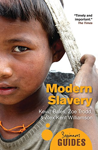 Modern Slavery: A Beginner's Guide (Beginner's Guides) (1851688153) by Alex Kent Williamson; Kevin Bales; Zoe Trodd