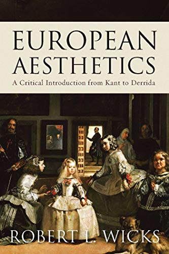 9781851688180: European Aesthetics: A Critical Introduction from Kant to Derrida
