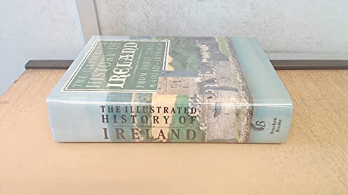 9781851700967: Illustrated History of Ireland: From 400 Ad to 1800 Ad