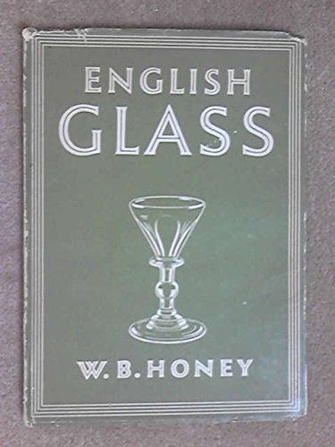 9781851701155: English Glass :