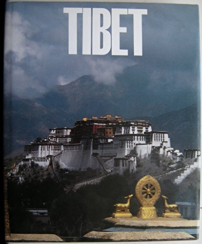 9781851701308: Tibet. With a Preface by Harrison Salisbury. A book by Jugoslovenska Revija, Belgrade and the Shanghai People's Art Publishing House.