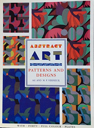 9781851701520: Abstract Art: Patterns and Designs