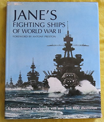 9781851701940: Janes Fighting Ships of World War II