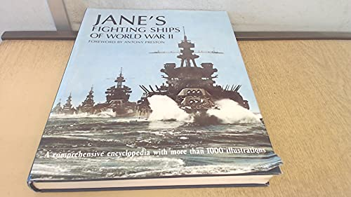 9781851701940: Janes Fighting Ships of World War II