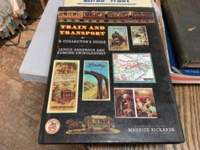 9781851702527: Train and Transport: A Collector's Guide