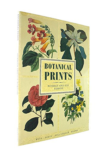 Botanical Prints: Robson, Norman & Eve