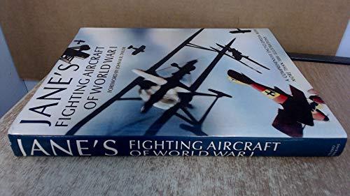9781851703470: Jane's Fighting Aircraft of World War I