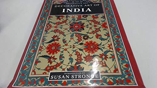 9781851703562: Decorative Art of India