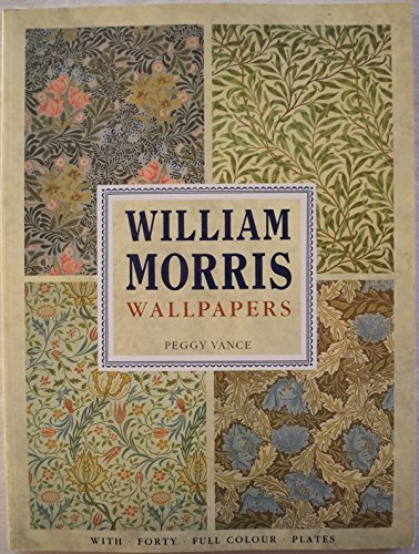 William Morris Wallpapers Peggy Vance 9781851703715