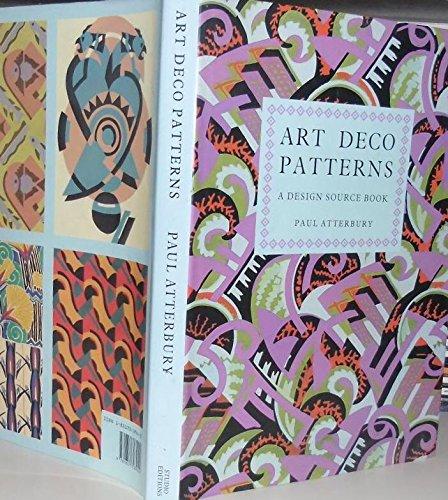 9781851703944: Art Deco Patterns (Studio source books)