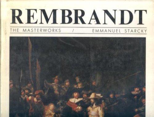 9781851703951: Rembrandt