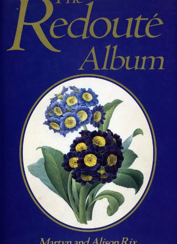 9781851703982: The Redoute Album