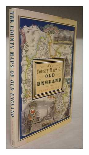 9781851704033: The County Maps of Old England