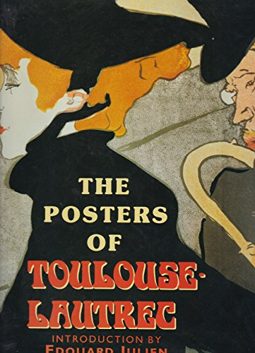 9781851704095: Posters of Toulouse-Lautrec, The