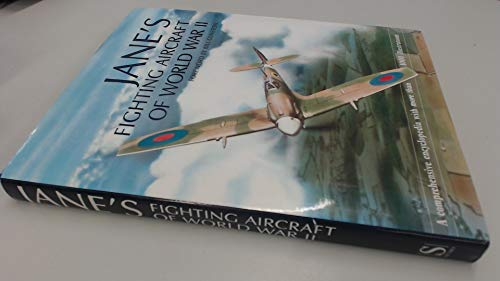 9781851704934: Fighting Aircraft of World War Two (Janes)