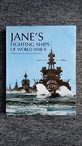 9781851704941: Jane's Fighting Ships of World War II