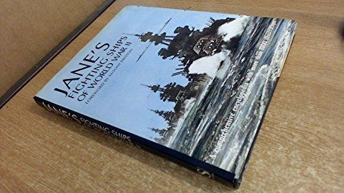 Jane's Fighting Ships of World War II: Antony Preston