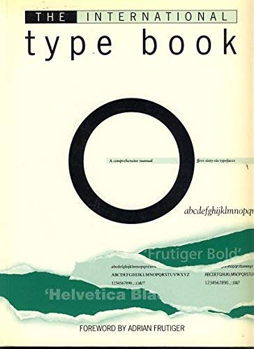 The International Type Book: Studio Editions