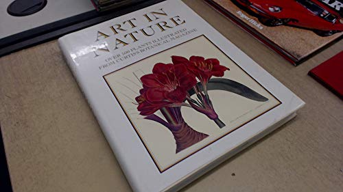 Art In Nature - Over 500 Plants: Rix, Martyn (introduced