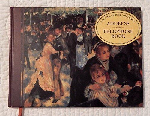 9781851706686: Address & Telephone Large Impressionist