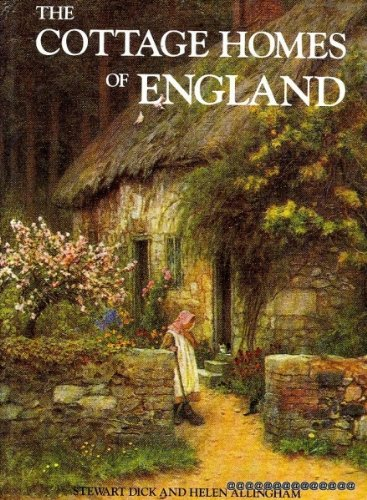 9781851707669: The Cottage Homes of England