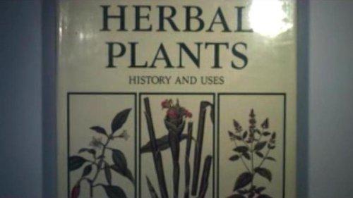 Herbal Plants: Mark Evans