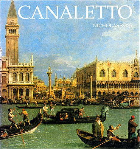 9781851708284: Canaletto (Master Painters S.)