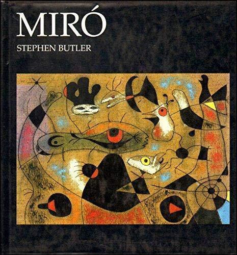 9781851709076: Miro (Master Painters)